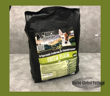 Black Canyon  Soft GREEN PLAIN - Ente & Huhn 5 kg