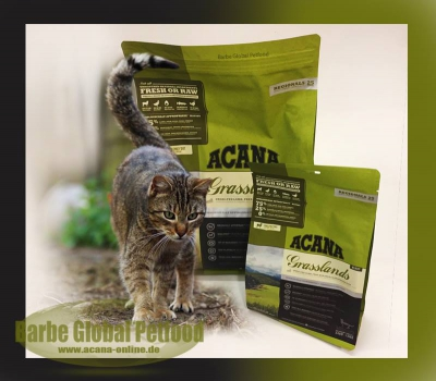 Acana Grasslands Cat & Kitten 2 x 5,4kg