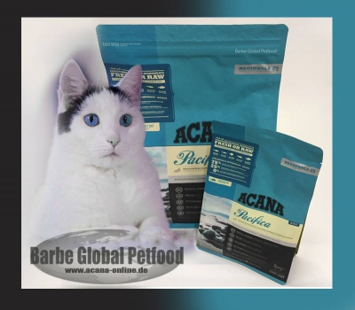 Acana Pacifica Cat & Kitten 2 x 5,4kg