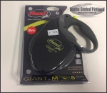 Flexi Giant M 8m schwarz Tape